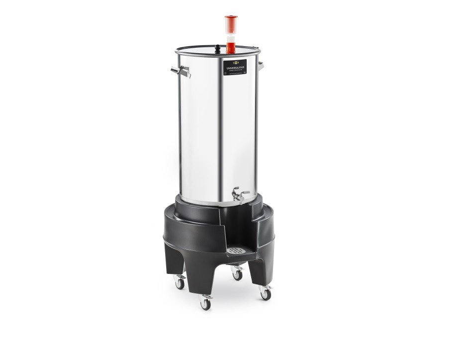 Castor base for fermentation tanks 350mm - 440mm