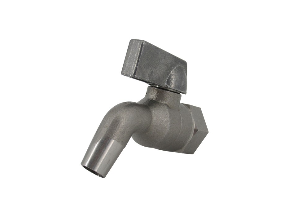 Ball valve 3/8