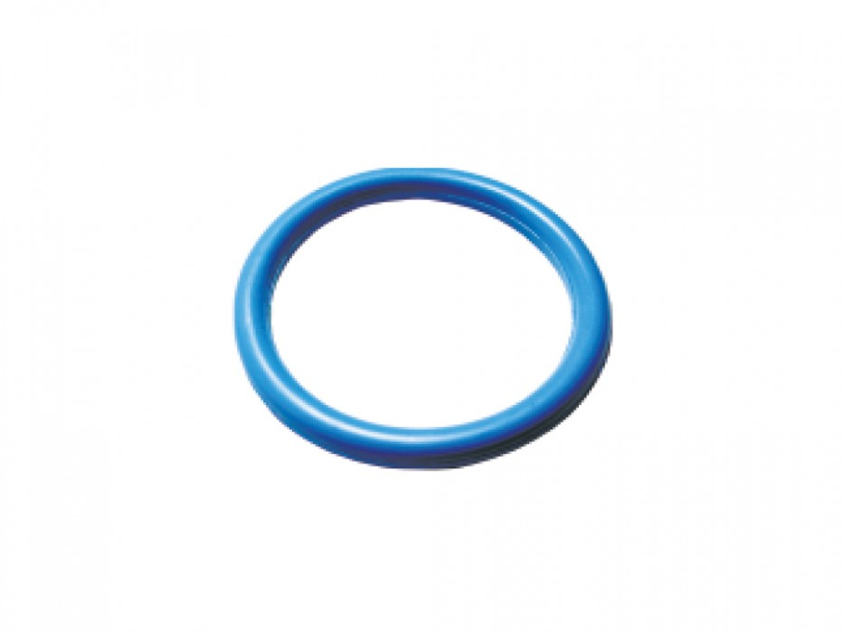 Nitrile sealing ring for stainless steel threaded connector (DIN)