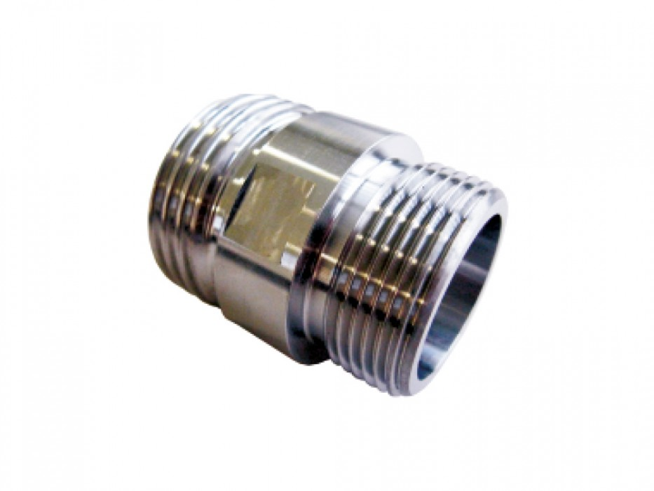 Stainless steel threaded connector (WKN)