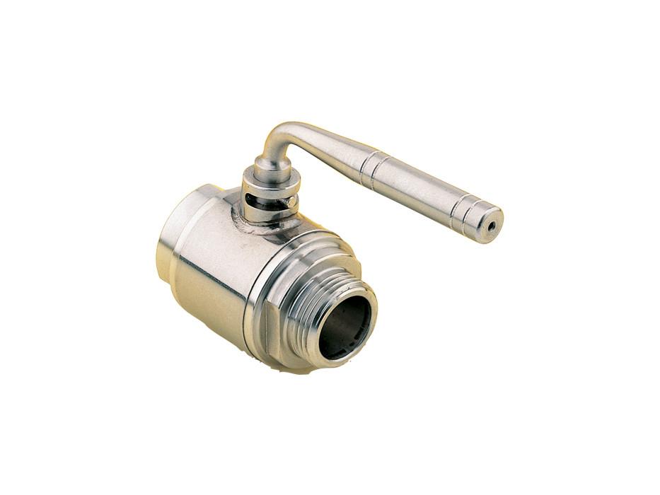 Ball valve AG / AG G 3/4
