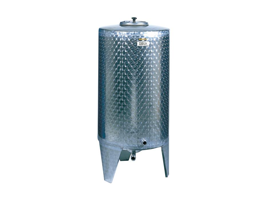 Fermentation and storage tank FD