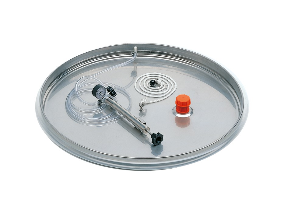 Variable capacity lid